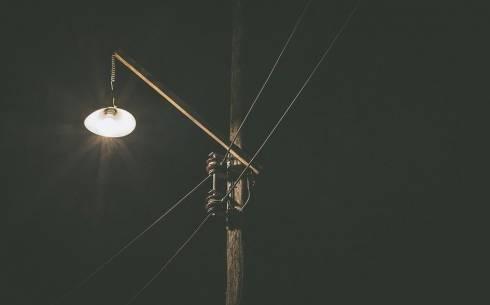 Продолжаются работы по восстановлению освещения улично-дорожной сети в Караганде