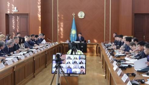 Проблемы трудоустройства молодёжи обсудили в акимате Карагандинской области