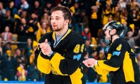 «Сарыарка» победила «Рубин» и вышла вперед в серии финала плей-офф ВХЛ