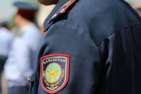 Злоумышленник, ударивший мужчину, задержан в Караганде