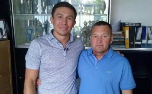 Виктор Дмитриев: «Головкин заслужил бой с большим гонораром»