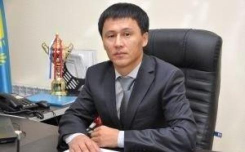 В Караганде представили нового руководителя управления физической культуры спорта
