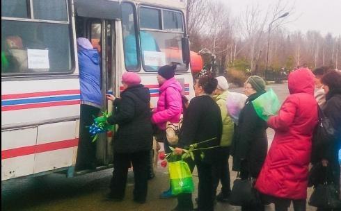 В Караганде на родительский день будут выделены дополнительные автобусы