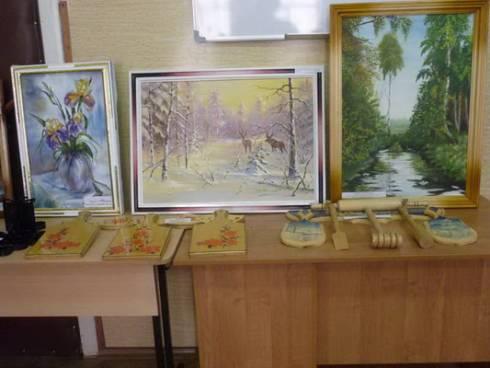 В Караганде откроется выставка творчества осужденных