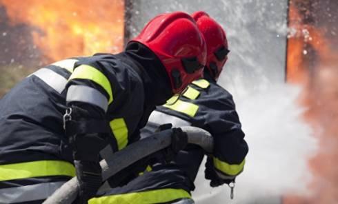 Завод горел в Карагандинской области