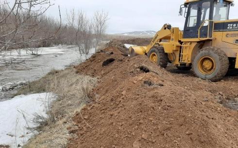 В Карагандинской области угрозы подтопления от паводковых вод для населённых пунктов нет