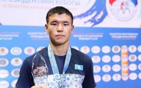 Аблайхан Жусупов выиграл Кубок Президента РК по боксу