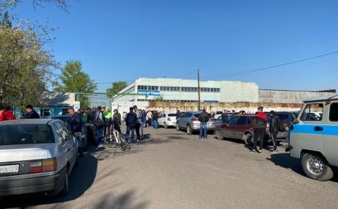 Переговоры проведены: сотрудники предприятий Пришахтинска допущены на рабочие места