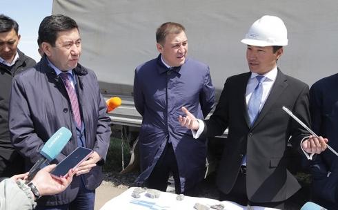 В Караганде по программе «Рухани жаңғыру» строят триатлон-парк