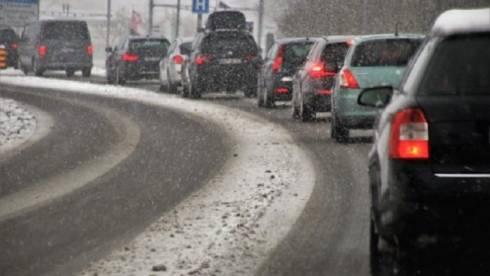 Свыше 800 раз на казахстанских дорогах вводили ограничение движения этой зимой