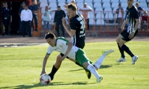 «Шахтер» и «Атырау» не сумели забить в первом полуфинале Кубка Казахстана