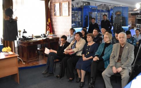 В ДП Карагандинской области отметили День музеев