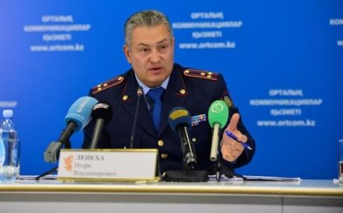 Новые дороги в Казахстане строятся в объезд полицейских постов проверки