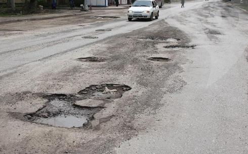 Из планируемых 180-ти миллионов в Темиртау на ремонт внутриквартальных дорог осталось только 72 миллиона