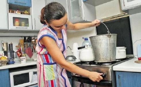 Жители некоторых улиц Караганды на 5 дней останутся без горячей воды