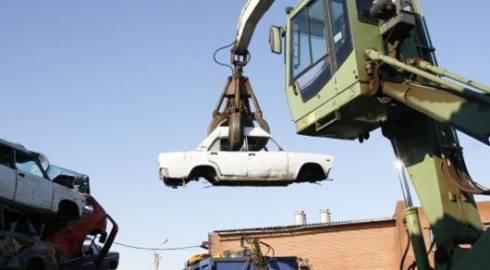 С 21 ноября в Казахстане начнут прием старых автомобилей для утилизации