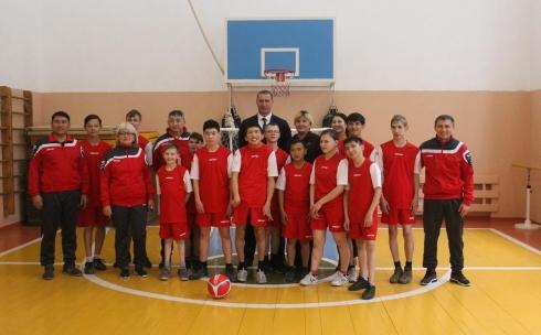 В Карагандинской области дети с ДЦП занимаются футболом