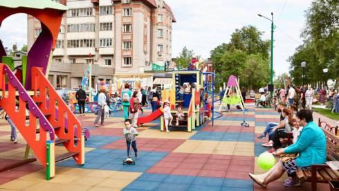 Детские площадки, лифты и тёплые остановки: какие преображения ожидают Карагандинскую область в 2021 году