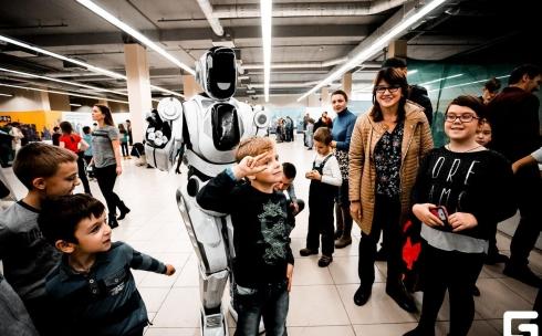 19 апреля в Караганде откроется масштабная интерактивная выставка роботов
