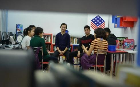 В карагандинской библиотеке имени Гоголя рассказали об онлайн-волонтерстве