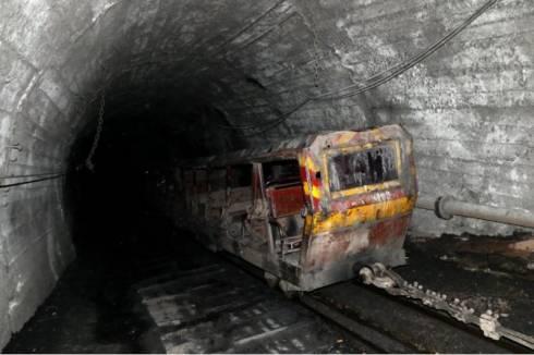 Пожар произошел в шахте в Караганде