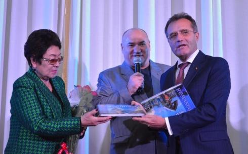 День румынского кино прошел в Караганде