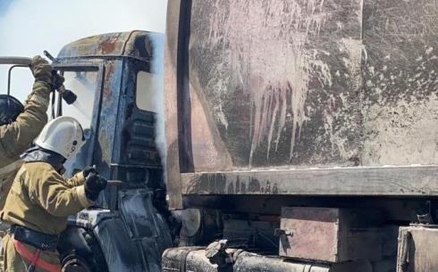 За сутки в Карагандинской области горело 6 машин