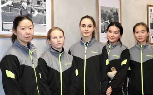 Карагандинские спортсмены показывают отличные результаты на чемпионате РК по настольному теннису