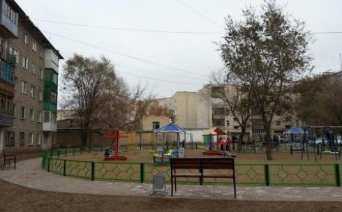 В Караганде продолжат благоустраивать дворы в районе имени Казыбек би. Список