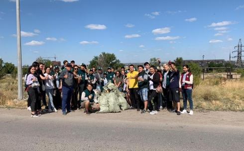 В Карагандинской области более 6 000 жителей присоединились к экосубботнику