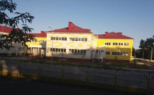 Детский сад в Пришахтинске готовят к открытию