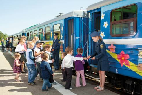Бесплатный детский турпоезд планируют запустить в Казахстане