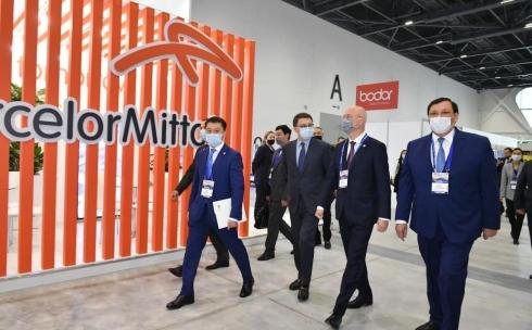 АО «АрселорМиттал Темиртау» приняло участие в IV Бирже субконтрактов для крупных заказчиков и поставщиков