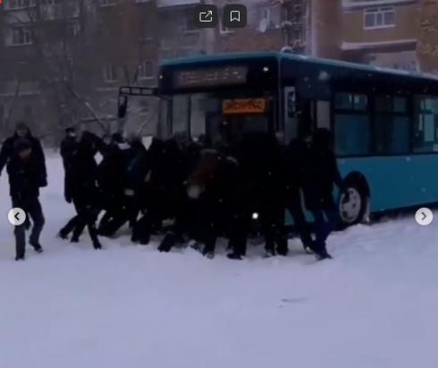 Как решают проблему с общественным транспортом в Караганде