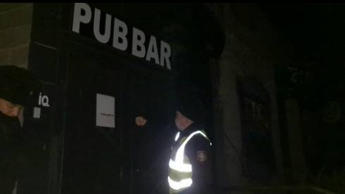 В Темиртау во время карантина в ночное время работал молодёжный клуб