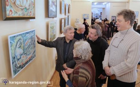 В Караганде откроется традиционная весенняя выставка