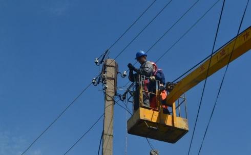 График отключения электроэнергии на 9 января