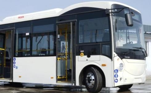 Экологически безопасный электробус запустят в Караганде