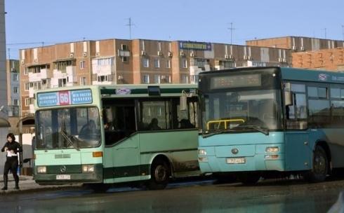 Что будет с городскими автобусами?