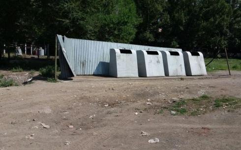 В Караганде жители Майкудука не довольны компанией, выигравшей тендер по вывозу мусора