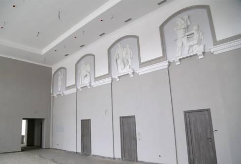 Железнодорожный вокзал Караганды после реконструкции сохранит исторический архитектурный стиль