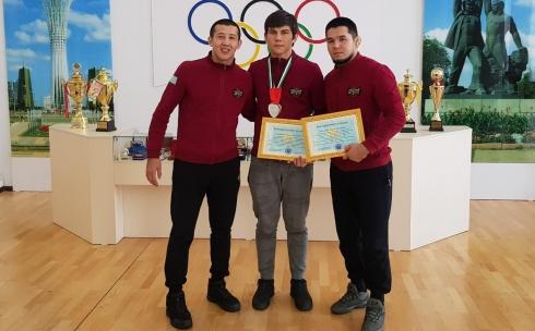 Карагандинцы показали хорошие результаты на чемпионате мира по джиу джитсу