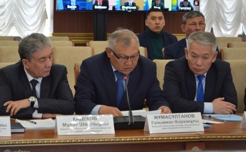 Причины возгорания на шахте Казахстанская выясняются специальной комиссией