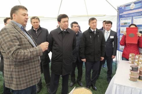 В Карагандинской области с участием учёных реализуется пилотный проект точного земледелия