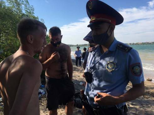 Более 80 нарушений карантинного режима выявлено в Караганде