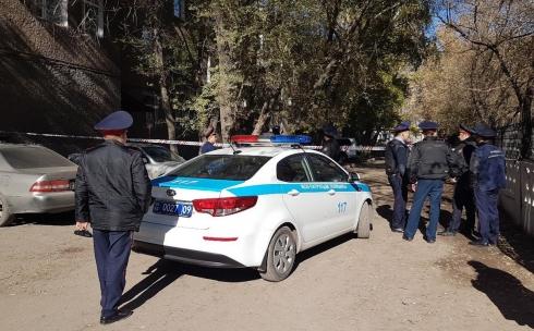 Из-за ложной тревоги в Караганде была оцеплена территория жилого дома