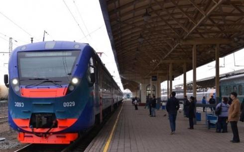 Изменится расписание электропоездов Астана-Караганда и Караганда-Астана