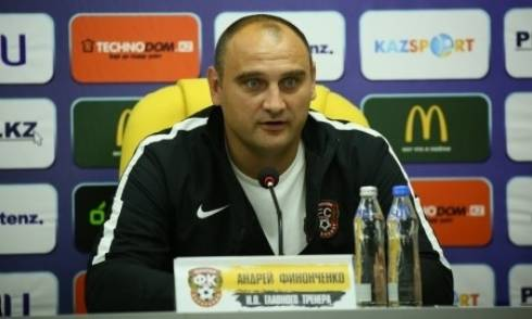 Финонченко продолжит исполнять обязанности главного тренера «Шахтера»