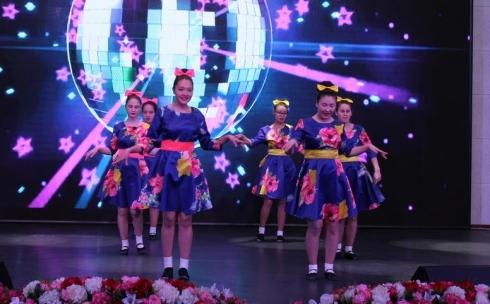 В Караганде прошел творческий фестиваль для людей с особыми потребностями
