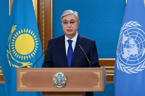 Президент Казахстана выступил на Саммите ООН по продовольственным системам